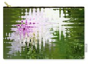 Romance In Paris - Abstract Art Carry-all Pouch