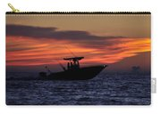 Romance On The Seas Carry-all Pouch