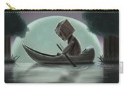 Romantic Boat Ride For One Carry-all Pouch