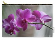 Romantic Purple Orchids Carry-all Pouch