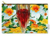 Romantic Ruby Carry-all Pouch