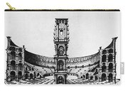 Rome: Colosseum, 1685 Carry-all Pouch