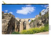 Ronda Bridge In Spain Carry-all Pouch
