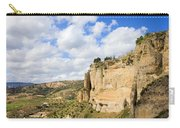 Ronda Cliffs In Andalusia Carry-all Pouch