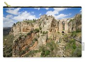 Ronda Rocks In Andalusia Carry-all Pouch