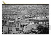 Roof Tops Of Paris Carry-all Pouch