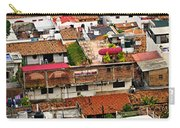 Rooftops In Puerto Vallarta Mexico Carry-all Pouch