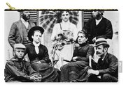 Roosevelt Family 1878 Carry-all Pouch