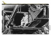 Roosevelt, Panama Canal Construction Carry-all Pouch
