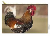 Rooster Gallus Gallus Northumberland Carry-all Pouch