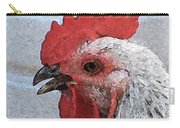 Rooster No. 2 Carry-all Pouch