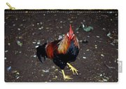 Rooster Strut Carry-all Pouch