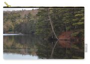 Rope Swing On Bear Creek Lake Carry-all Pouch