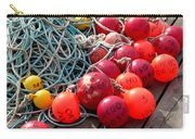 Ropes And Buoys Carry-all Pouch