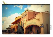 Rosas Cantina In Old Tuscon Az Carry-all Pouch