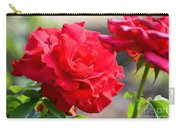 Rosas Roja Carry-all Pouch