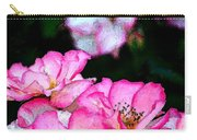 Rose 121 Carry-all Pouch by Pamela Cooper