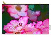 Rose 130 Carry-all Pouch by Pamela Cooper