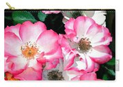 Rose 133 Carry-all Pouch by Pamela Cooper