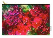 Rose 143 Carry-all Pouch by Pamela Cooper