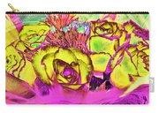 Rose Boquet Art Carry-all Pouch