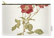 Rose Bourbon Carry-all Pouch