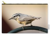 Rose Breasted Nuthatch Carry-all Pouch