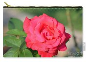 Rose In The Morninglight Carry-all Pouch
