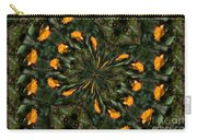 Rose Kaleidoscopic  Carry-all Pouch