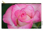 Rose Macro Carry-all Pouch