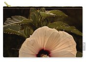Rose Mallow Carry-all Pouch