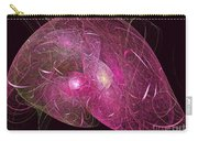 Rose Mollusk Carry-all Pouch