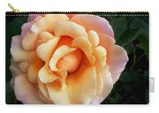 Rose Of Many Pastels Carry-all Pouch