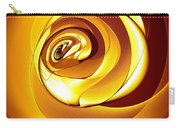 Rose Series - Gold Carry-all Pouch