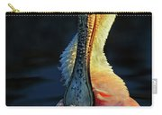 Roseate Spoonbill Preening Carry-all Pouch