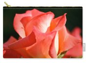 Rosebud Folklore Carry-all Pouch
