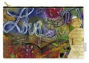 Rosebud Sings A Sweet Love Lullaby Carry-all Pouch