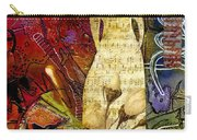 Rosebud The Angel Of Sweet Songs Carry-all Pouch
