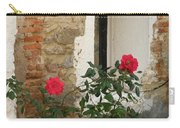 Roses And Antiquity  Carry-all Pouch
