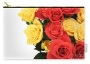 Roses Closeup Carry-all Pouch