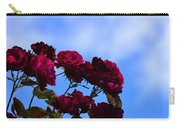 Roses In The Sky Carry-all Pouch