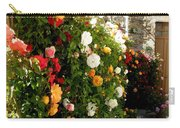 Roses Roses Everywhere Carry-all Pouch