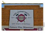 Roseville Fire Department Museum Carry-all Pouch