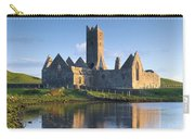Rosserk Friary, Co Mayo, Ireland 15th Carry-all Pouch