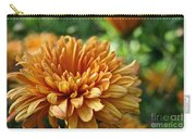 Rosy Glow Mum Carry-all Pouch