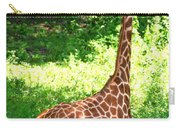 Rothschild Giraffe Carry-all Pouch