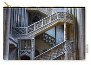 Rouen Cathedral Stairway Carry-all Pouch