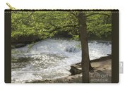 Rouge River At Fair Lane Carry-all Pouch