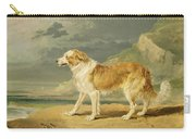 Rough-coated Collie Carry-all Pouch