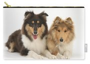 Rough Collies Carry-all Pouch